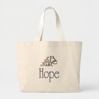 Hope Jumbo Tote Bag