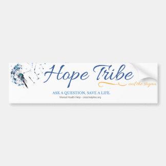 Hope Tribe - Mental Illness SupportBumper Sticker Bumper Sticker