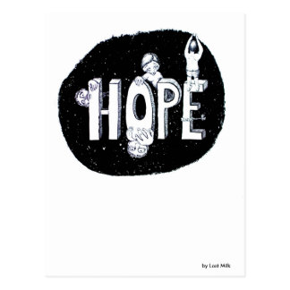 HOPE - variable hope Postcard