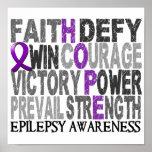 Hope Word Collage Epilepsy