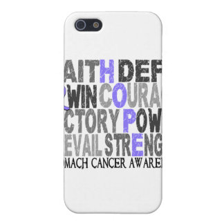 Hope Word Collage Stomach Cancer Cases For iPhone 5