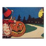 Hope You Have A Big Halloween Postcards