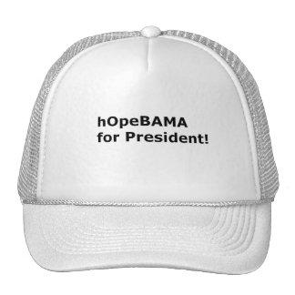 hopebama cap