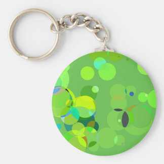 Hopeful circles keychains