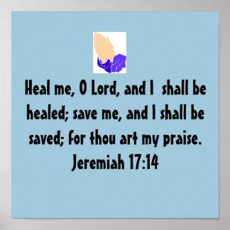 Hopeland prayer poster