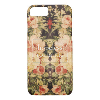 Hopeless Romantic iPhone 8/7 Case