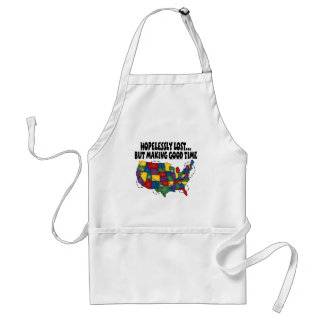 Hopelessly Lost... Apron