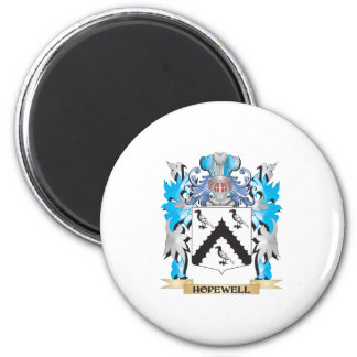 Hopewell Coat of Arms - Family Crest Magnet