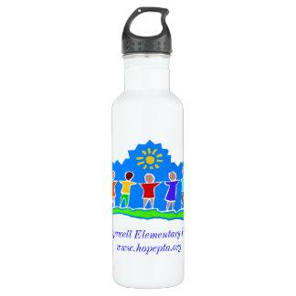 Hopewell Elementary PTA Aluminum 710 Ml Water Bottle