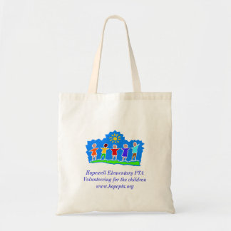 Hopewell Elementary PTA Budget Tote Budget Tote Bag