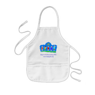 Hopewell Elementary PTA Kid's Aprong Kids Apron
