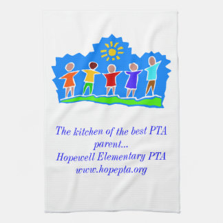 Hopewell Elementary PTA Kitchen Towel