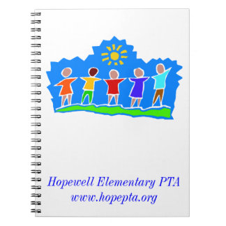 Hopewell Elementary PTA Notebook