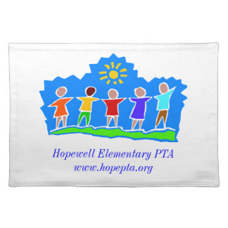 Hopewell Elementary PTA Placemat