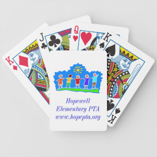 Hopewell Elementary PTA Playing Cards