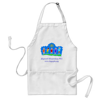 Hopewell Elementary PTA Standard Apron