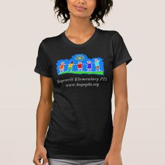 Hopewell Elementary PTA T-shirt Women's (Dark)