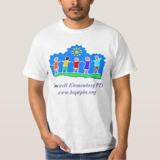 Hopewell Elementary PTA T Shirts