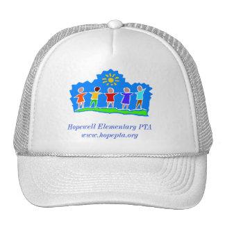 Hopewell Elementary PTA Trucker Hat