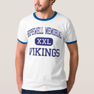 Hopewell Memorial - Vikings - Junior - Aliquippa T Shirts