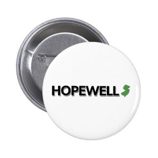 Hopewell New Jersey Button