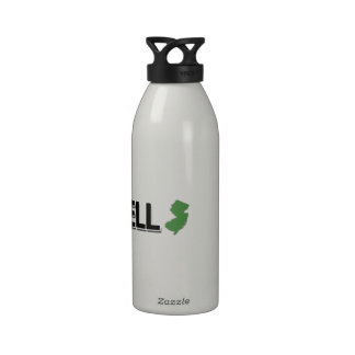 Hopewell, New Jersey Water Bottle