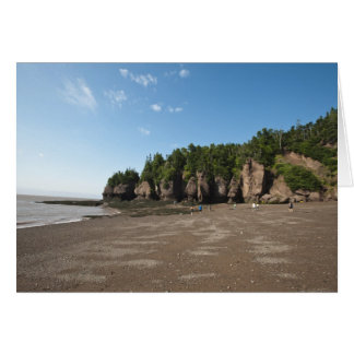 Hopewell Rocks and The Ocean Tidal Exploration Cards