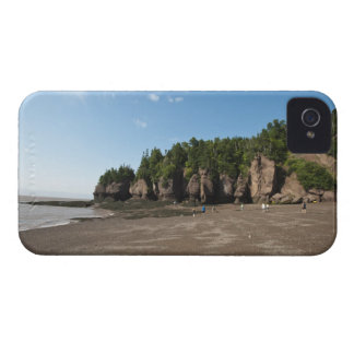 Hopewell Rocks and The Ocean Tidal Exploration iPhone 4 Cases