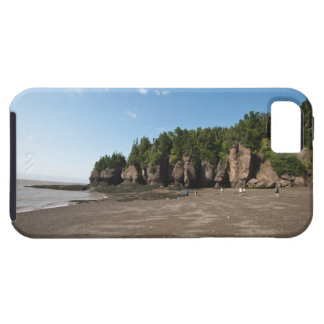 Hopewell Rocks and The Ocean Tidal Exploration Tough iPhone 5 Case