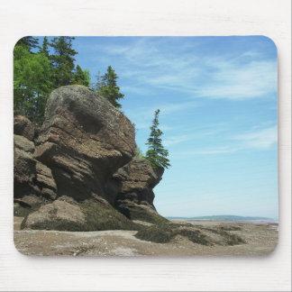 Hopewell Rocks Mouse Pad