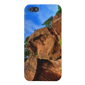 Hopewell Skull - iPhone 4 Case