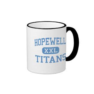 Hopewell - Titans - High - Charlotte Mugs