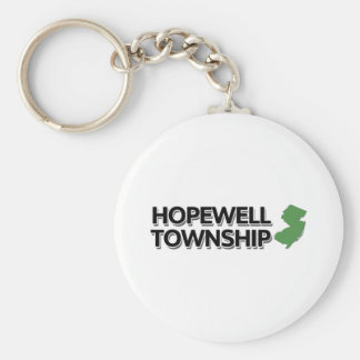 Hopewell Township, New Jersey Key Chains