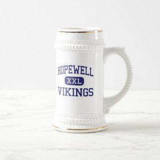Hopewell - Vikings - High - Aliquippa Pennsylvania Coffee Mug
