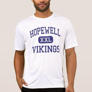 Hopewell - Vikings - High - Aliquippa Pennsylvania T-shirts