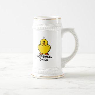 Hopewell Virginia Chick Coffee Mugs