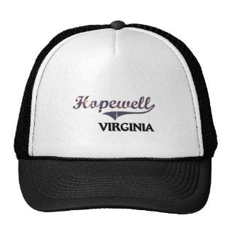 Hopewell Virginia City Classic Mesh Hat