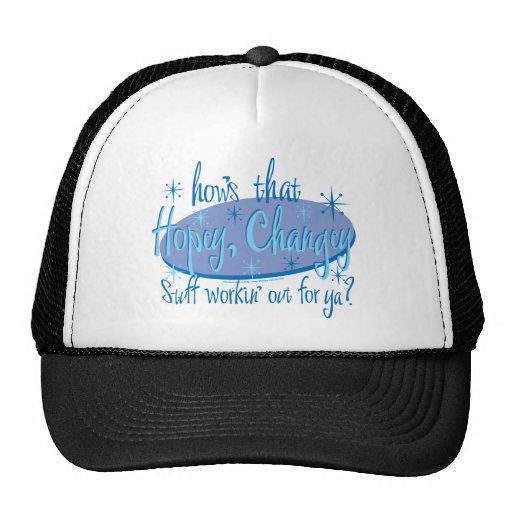 HOPEY-CHANGEY.2eps Hats