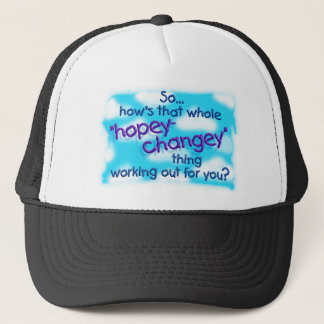hopeychgy trucker hat