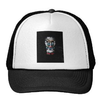 HOPI KACHINA BADGER CAP