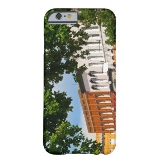 Hopkins Street facing courthouse square in Barely There iPhone 6 Case