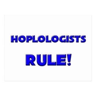 Hoplologists Rule! Postcard