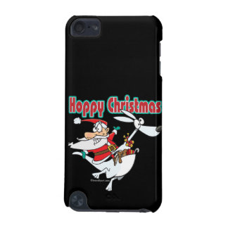 hoppy christmas santa hopping kangaroo iPod touch 5G cases
