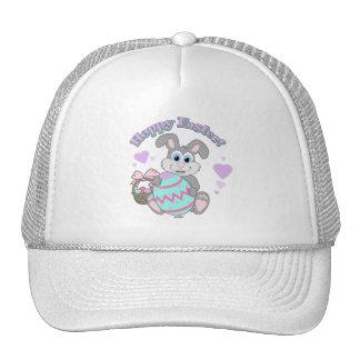 Hoppy Easter! Easter Bunny Mesh Hats