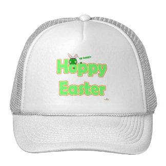 Hoppy Easter Frog Bunny Cap