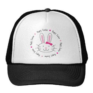 Hoppy Easter Girl T-shirt Cap