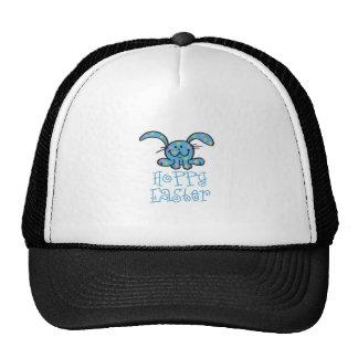 HOPPY EASTER TRUCKER HAT