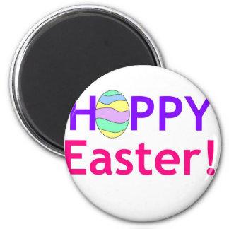 Hoppy Easter Magnet