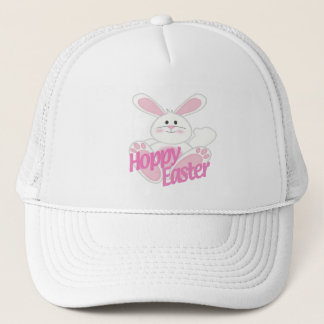 Hoppy Easter Trucker Hat