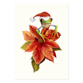 Hoppy Holidays ACEO Art Trading Cards Pack Of Chubby Business Cards